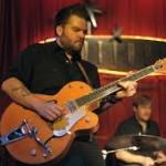 Koncert med Hunter Perrin og Karavan søndag d. 27. juli 2014