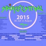 30. juli – 2. august – Spirefestival 2015
