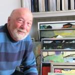 Maj 2016 – Maleren Niels Peter Jørgensen udstiller i Huset