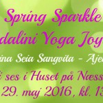 Søndag d. 29. maj kl. 13.30 – Yoga