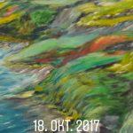 Lørdag d. 7. oktober 2018 Kl. 11-15 – Fernisering af værker af Cebina Søgaard og Tina Søe